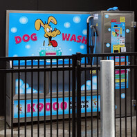 FIND OUT MORE ABOUT OUR DOG WASH